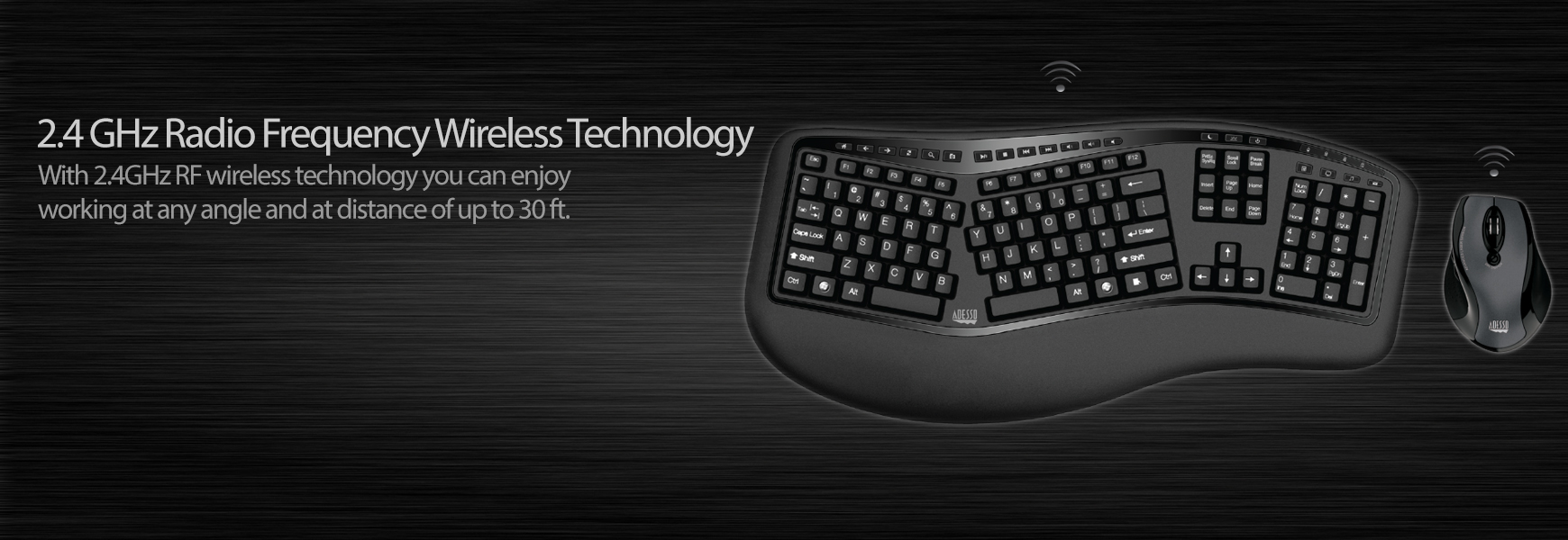 Mechanical Type Keyboard -The perfect keyboard for users that love efficiency with a retro design.